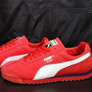 Puma Roma High Risk Red Size 10